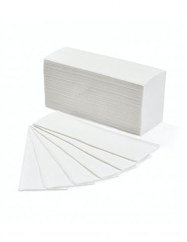 """Asciugamano Pura Cellulosa a """"V"""" 3150 pezzi"""