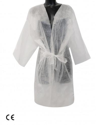 Kimono Protettivo TNT da 20 gr